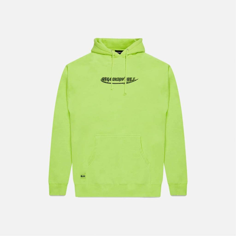 NEON SNAKESKIN CAMO TROPHY PULLOVER