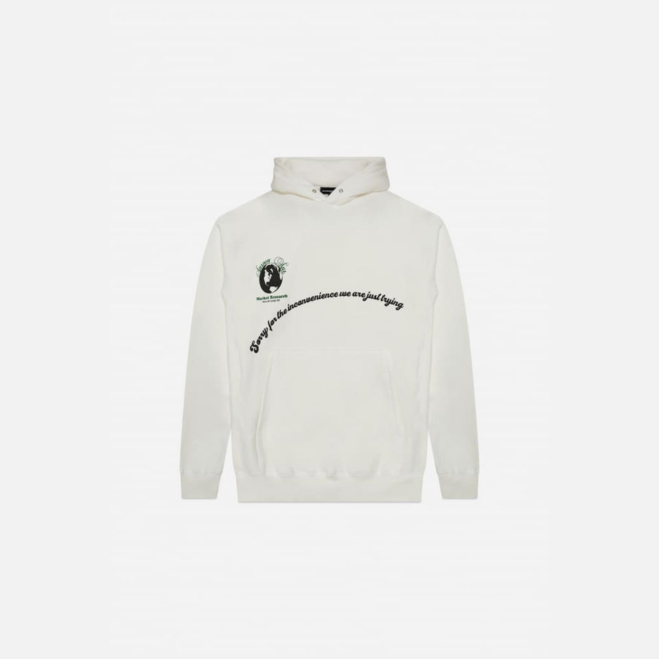 NEUTRAL MARKET RESEARCH HOODIE
