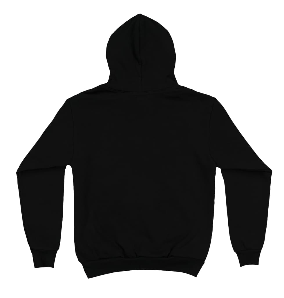 PITCH BLACK WANDERING MINDS HOODIE