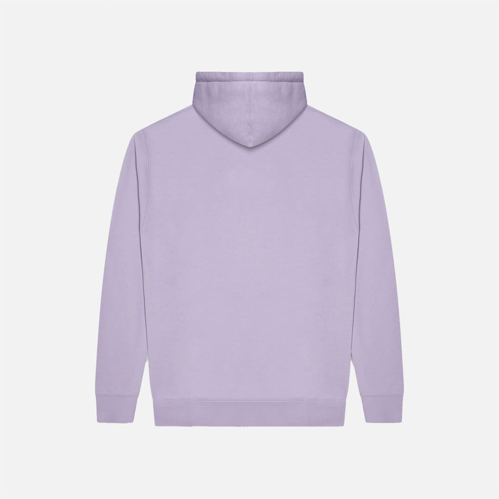 PURPLE DIAMOND CUT FOIL PULLOVER