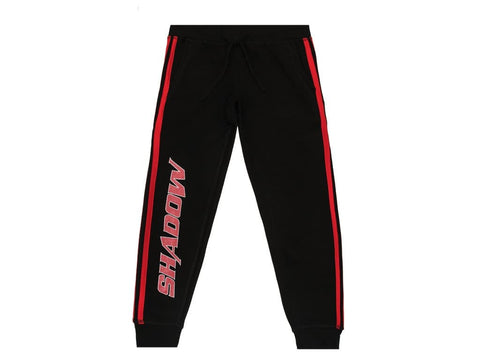 RED RAVEN DOUBLE STRIPE SWEATPANTS