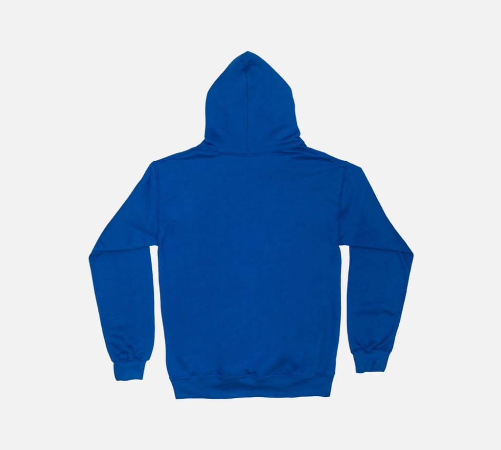 ROYAL CHROME PULLOVER