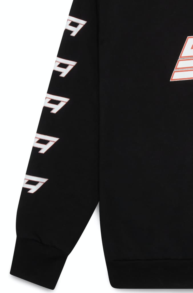 S.H. FLIGHT CREWNECK