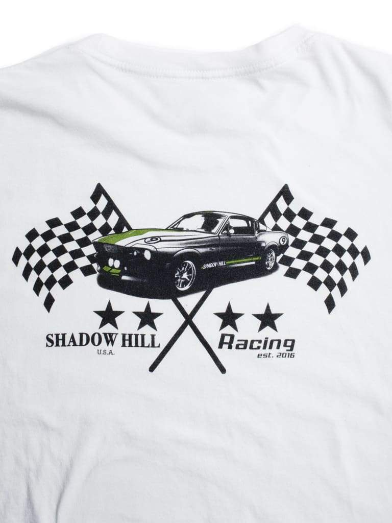 Shadow Hill Racing Tee