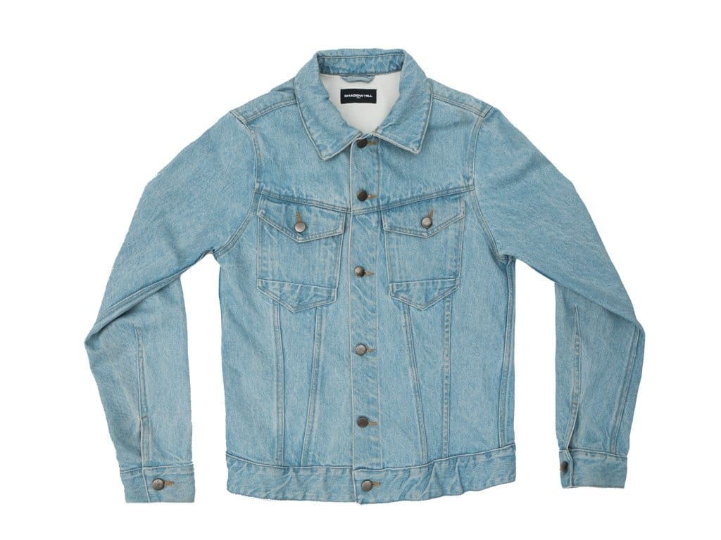 SKY DENIM JACKET