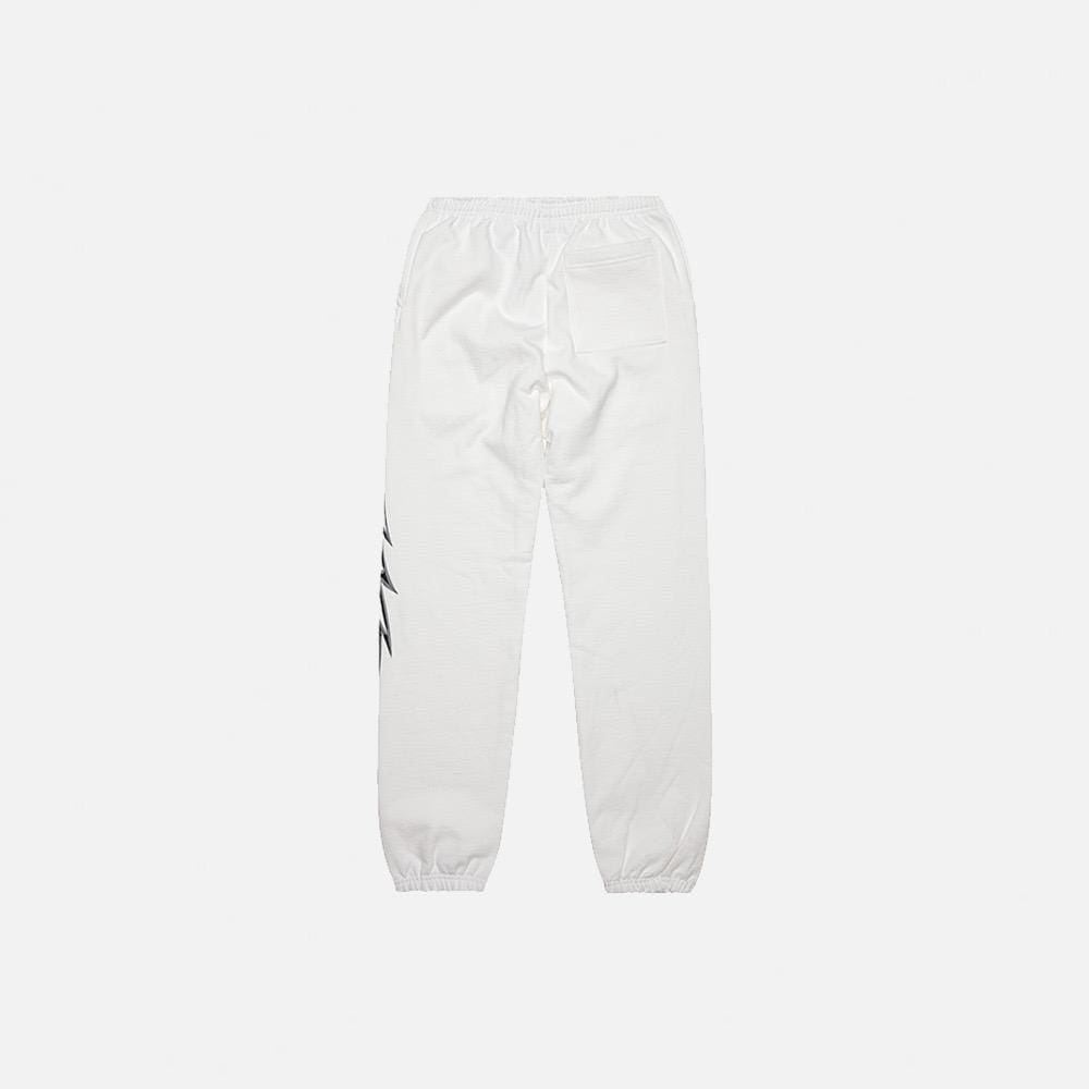 WHITE CORAL SWEATPANTS