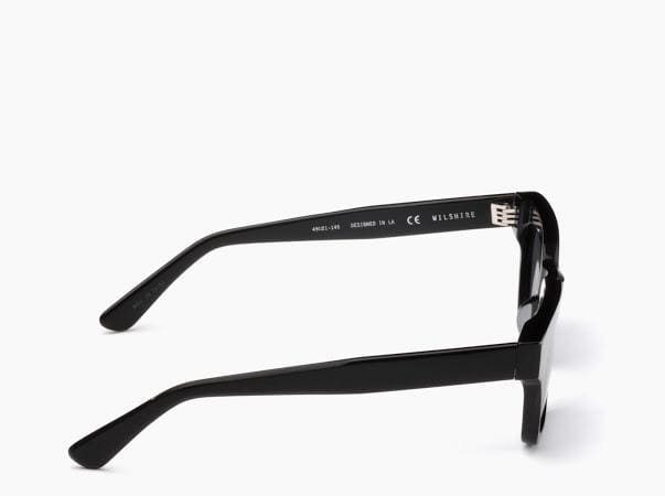Wilshire Sunglasses (BLACK) OS