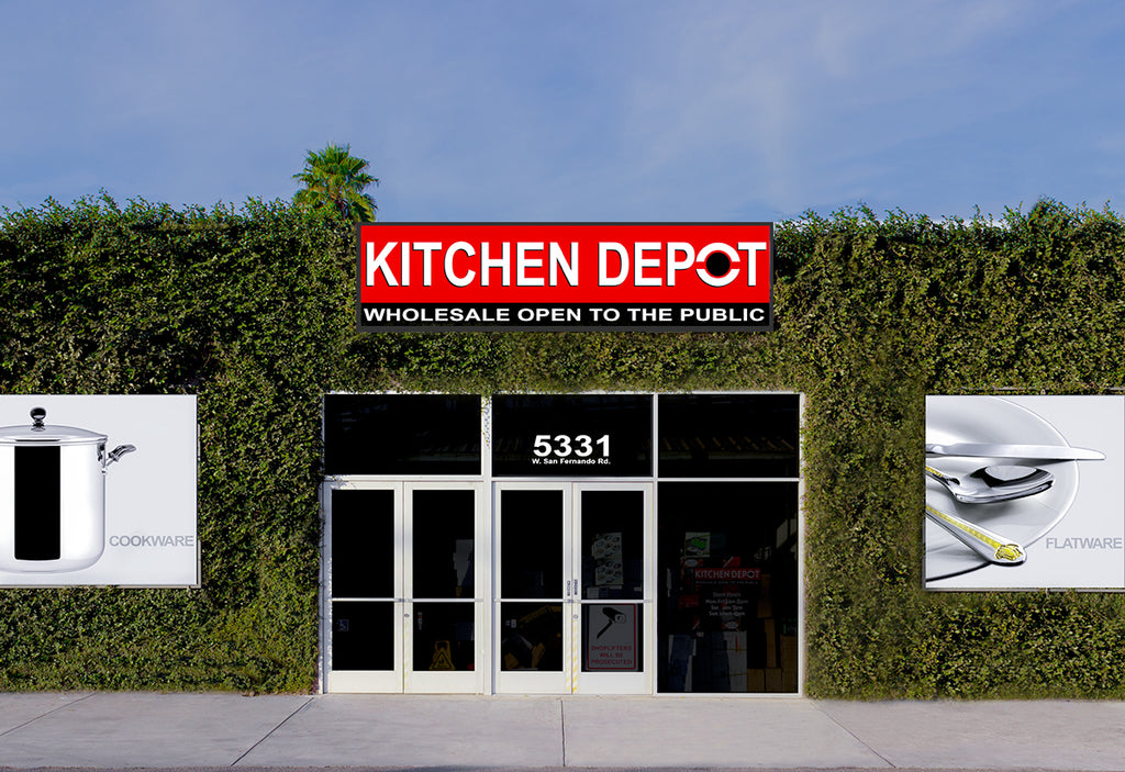 Kitchen Depot   Discount Kitchen Supplies, Cookware U0026 Appliances