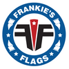 frankies flags logo