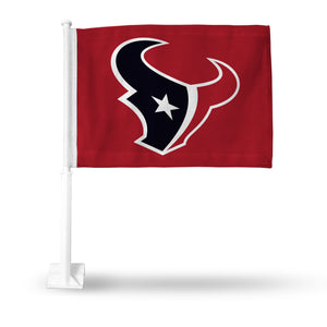 TEXANS PRIMARY LOGO CAR FLAG