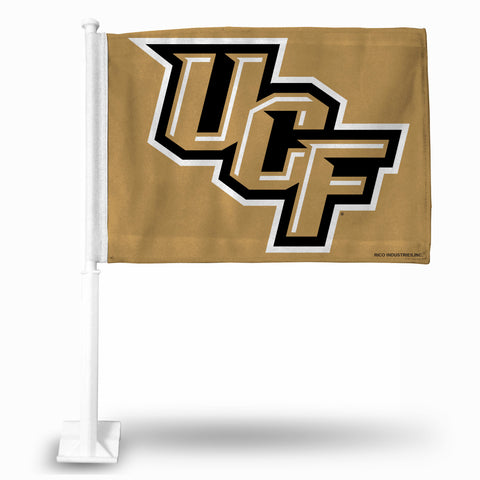 CENTRAL FLORIDA NEW LOGO CAR FLAG