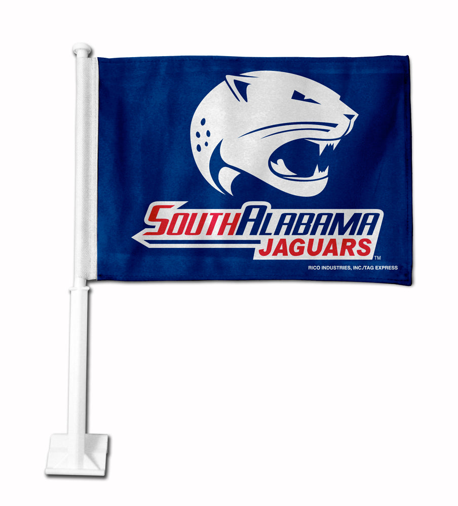 SOUTHERN ALABAMA CAR FLAG