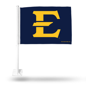 EAST TENNESSEE STATE CAR FLAG