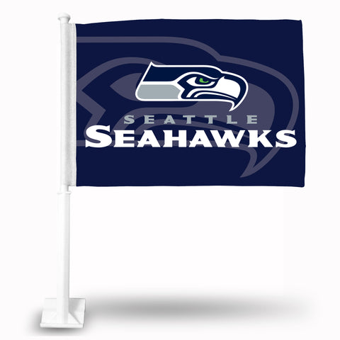 SEAHAWKS SECONDARY CAR FLAG