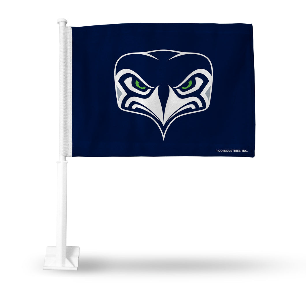 SEAHAWKS SECONDARY MARK CAR FLAG