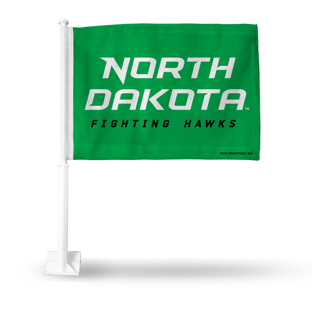 NORTH DAKOTA (SECONDARY) CAR FLAG
