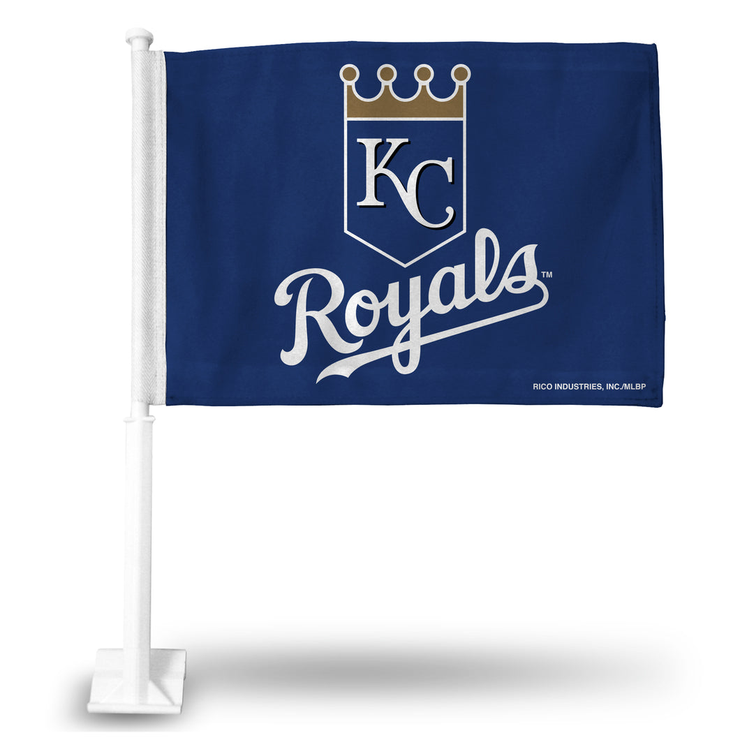 ROYALS CAR FLAG