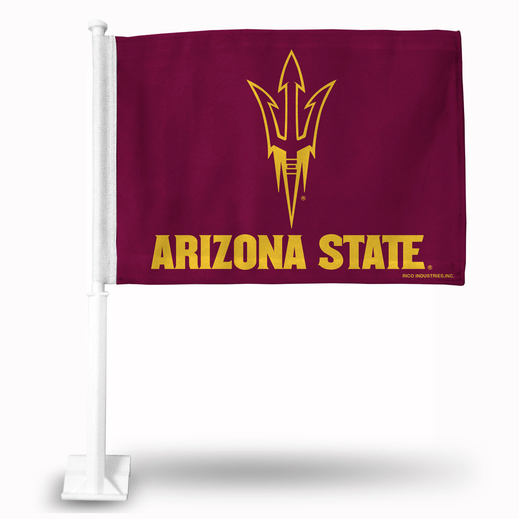 ARIZONA STATE CAR FLAG