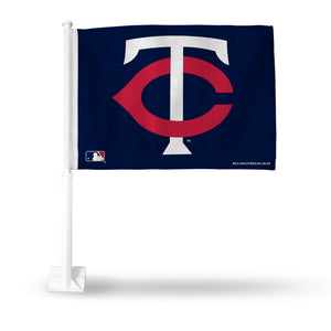 TWINS SECONDARY DESIGN CAR FLAG