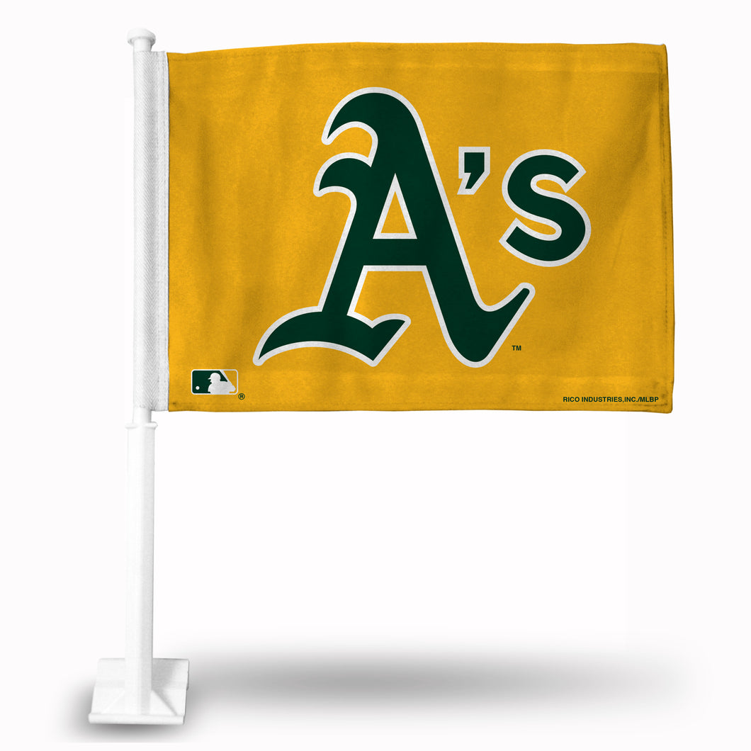 A'S SECONDARY DESIGN CAR FLAG