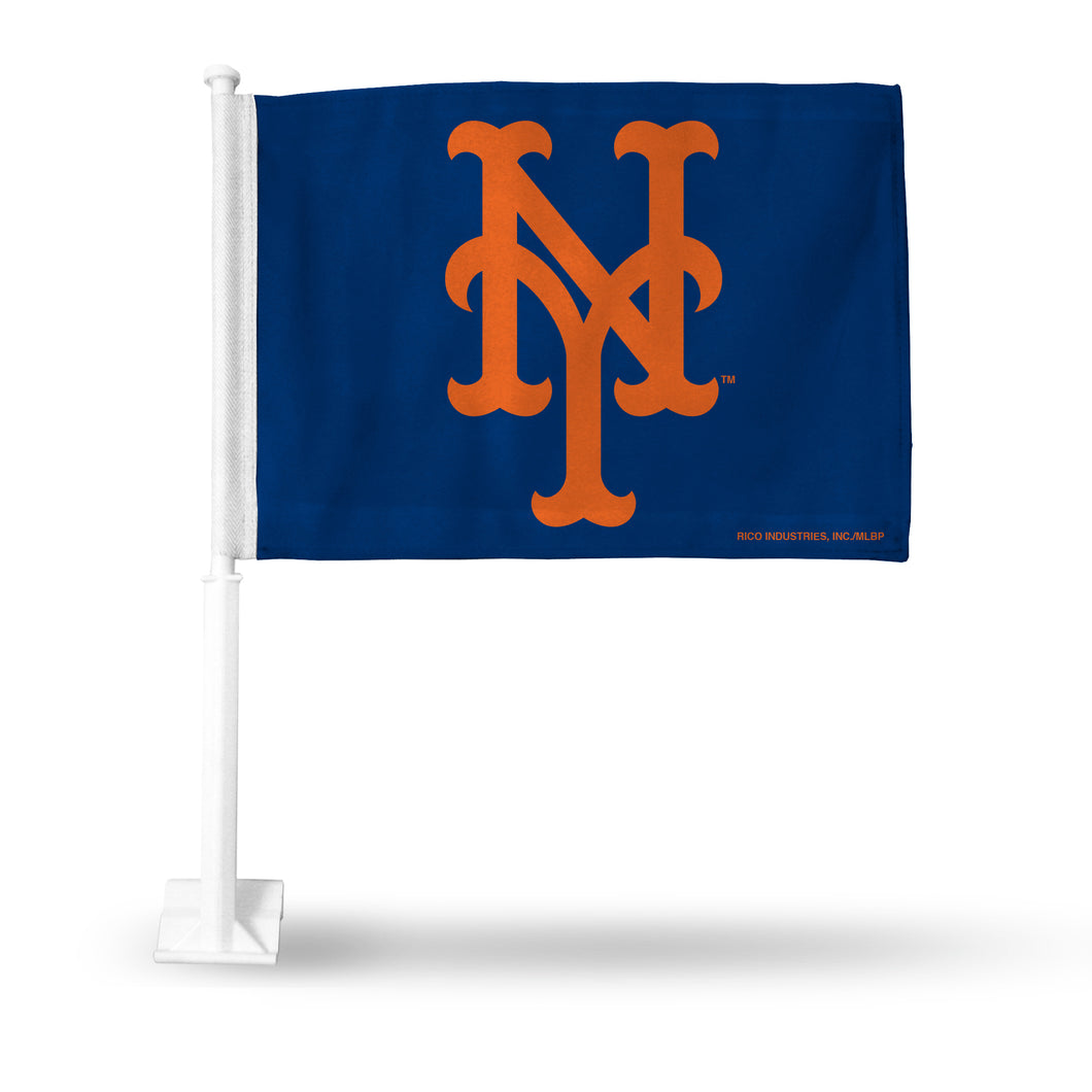 METS CAR FLAG - SECONDARY DESIGN