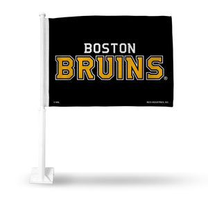BRUINS SECONDARY DESIGN CAR FLAG