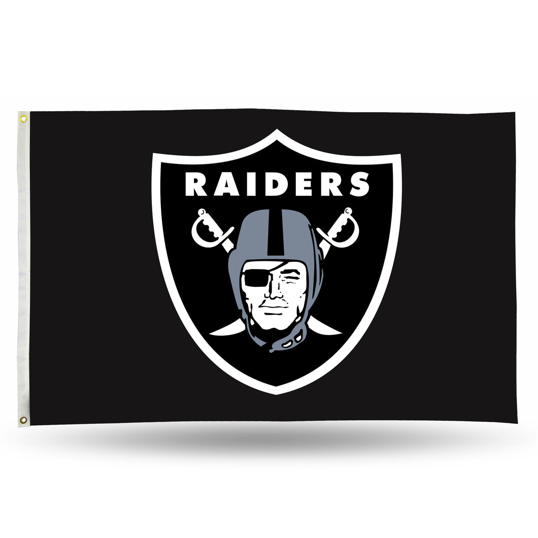 RAIDERS BANNER FLAG
