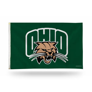 OHIO UNIVERSITY BANNER FLAG CUSTOM
