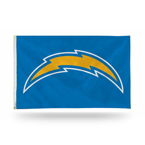LA CHARGERS BANNER FLAG (3X5)
