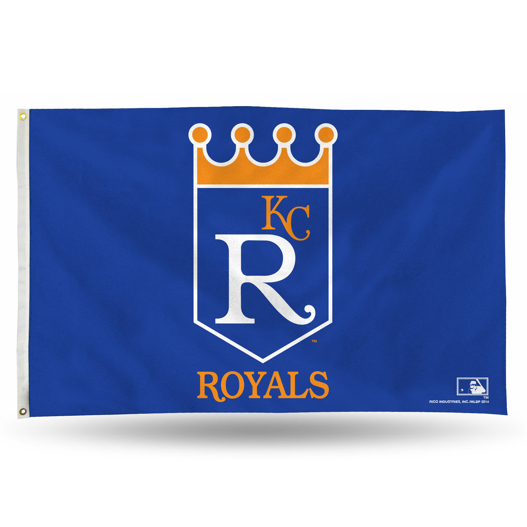 ROYALS RETRO BANNER FLAG