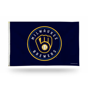 BREWERS BANNER FLAG