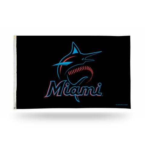 MIAMI MARLINS BANNER FLAG
