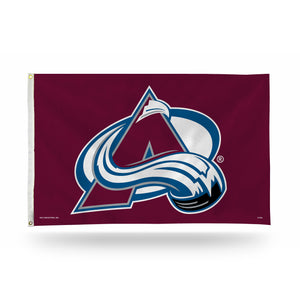 COLORADO AVALANCHE BANNER FLAGS