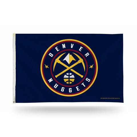 DENVER NUGGETS BANNER FLAG