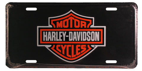 Harley License Plate (Classic)