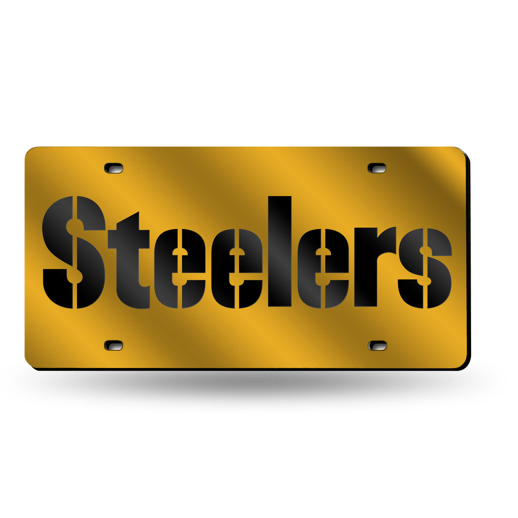 STEELERS YELLOW BKG WORD MARK