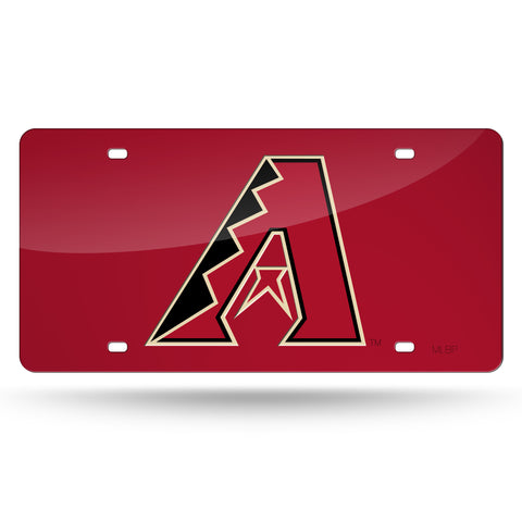 AZ DIAMONDBACKS LASER TAG- PRIMARY LOGO
