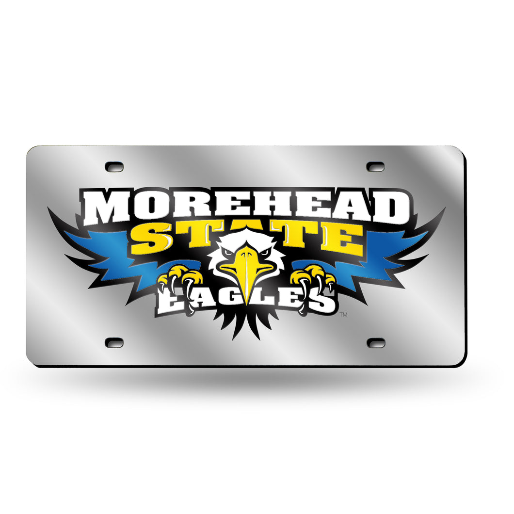MOREHEAD STATE SILVER LASER TAG