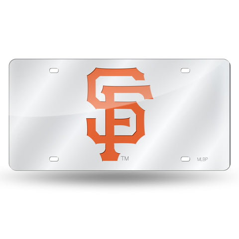 SF GIANTS LASER TAG (SILVER)