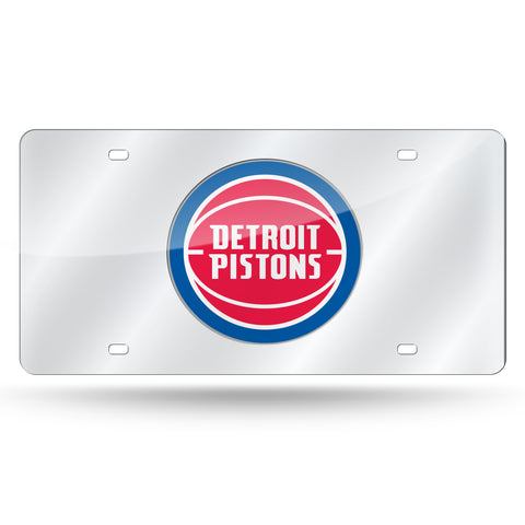 DETROIT PISTONS LASER TAG (SILVER)