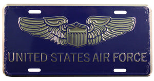 Air Force License Plate (US Air Force)