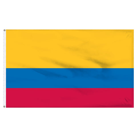Colombia 3 x 5 Flag