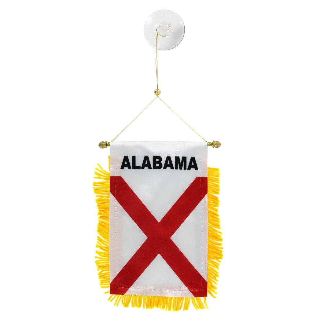 Alabama Mini Banner