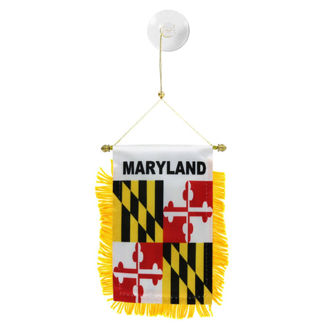 Maryland Mini Banner