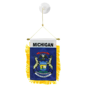 Michigan Mini Banner