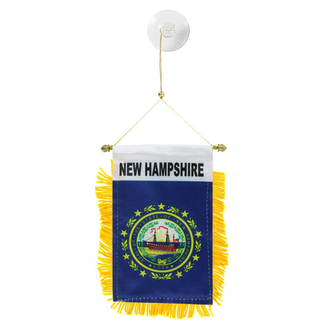 New Hampshire Mini Banner