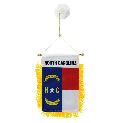 North Carolina Mini Banner