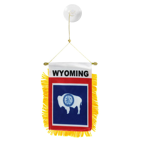 Wyoming Mini Banner