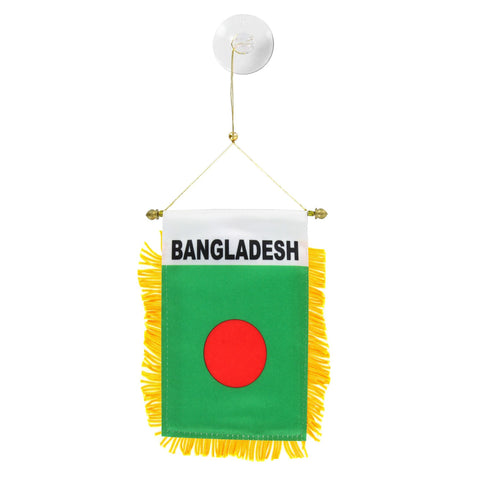Bangladesh Mini Banner