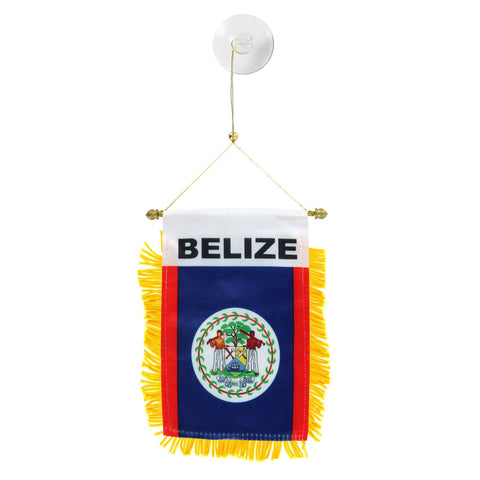 Belize Mini Banner